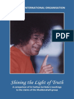 sssio document shining the light on truth  1