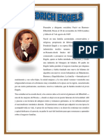 Biografia Engels