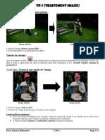 Fiche Tp 2 Traitement Image