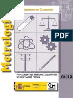 calibración de inductancias patrón.pdf