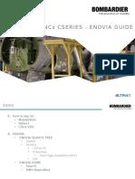 040-Bombardier - Rncs Cseries - Enovia Guide
