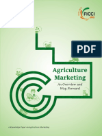 Agriculture Marketing Report Inside