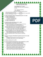 Lagu Natal Lingkungan