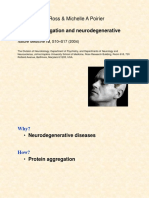 Protein Aggregation and Neurodegenerative Disease