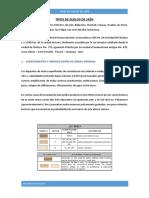 Tipos de Suelos de Jaén[1]