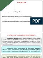 Tema 12- Răspunderea Juridică În Procesul de Execuție Bugetară