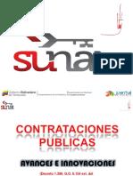 contrataciones públicas avances e innovaciones SUNAI.pptx