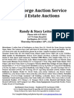 Randy & Stacy Leitner Farm Machinery Auction