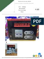 Super Retro Game Com 821 Jogos – BSS SHOP