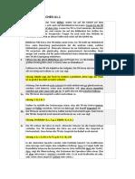 Lektion 4 - Zusammenfassung der Lektion - Menschen A1 (Lehrer)