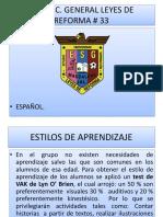 Esg 33 Presentación Español