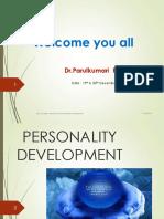 Dr Parul P Bhati