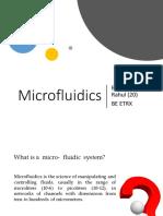Microfluidics New