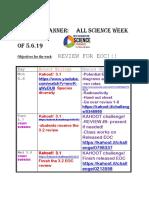 week of 5