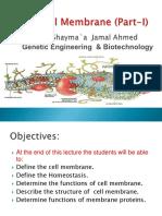 HDTD B 2 Cell Membrane I
