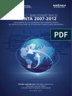 Inta Labintex Estudio-bibliometrico 2007-2012
