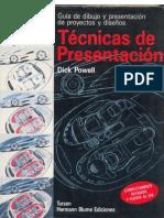 Dick Powell - Tecnicas de presentacion - Guia de dibujo y presentacion de proyectos y diseños - S