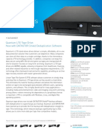 LTO Drives Datasheet [DS00457A]