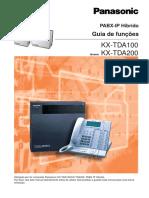 Panasonic KX-TDA100_200 - Guia de funcoes.pdf