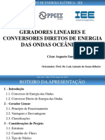 Introdução a conversores diretos de energia das ondas