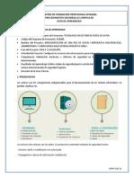 Guia_de_Aprendizaje - Seguridad Informática, Análisis de riesgos.docx