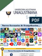Nuevos Escenarios de Evangelizacion - Día 7 de Mayo 2019 - Uniagustiniana Bogota