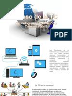 El uso de TIC