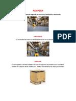 Conceptos de Logistica