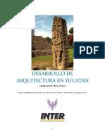 Desarrollo de Arquitectura en Yucatan