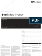 Manual eyeswipe nano