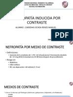 Nefropatia Inducida Por Contraste