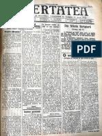 Libertatea anul 33, nr. 22, 6 sept. 1936
