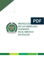PROTECCION DDHH EN LA POLICIA NACIONAL