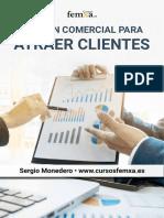 eBook Gestion Comercial Para Atraer Clientes