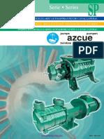 Azcue Multistage Pumps