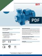 Pedrollo Centrifugal Pump HF1
