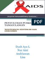 Penyuluhan HIV tanggulangin 2014.ppt