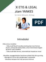 Aspek Etis & Legal