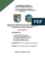Informe Final Eia-las Liebres