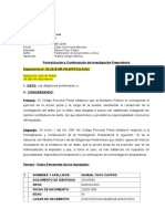 falsificación de documentos.odt