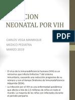 Clase 10 Infeccion Neonatal Por Vih-19