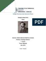 Pablo Alborno Bibliografia