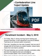 LRT update May 10, 2019