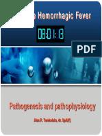 Pathogenesis and Pathophysiology of Deng