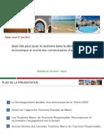 8- Nada Roudies - Vision 2020 - Tourisme Solidaire