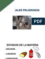 MATERIALES peligrosos.ppt