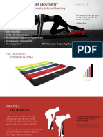 Core Resistance Band HIIT Workouts