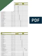 Cronograma Valoriozado Actualizado Al Inicio de Obra