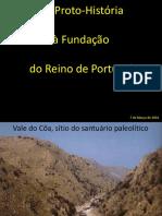 Aula Pré-historia Portugal