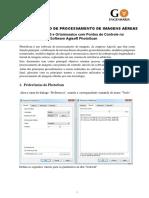 Manual de aplicação Agisoft Photoscan